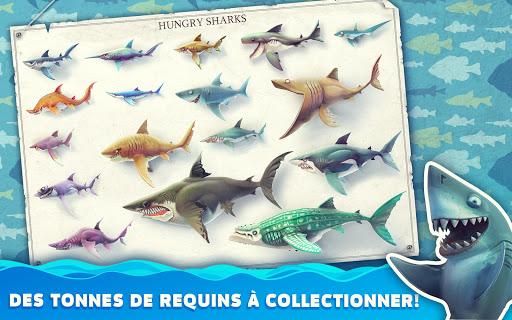 Hungry Shark World  captures d'u00e9cran 20