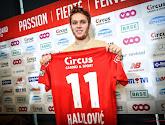 Alen Halilovic accuse le Standard de lui avoir fait de fausses promesses et veut se relancer à Heerenveen