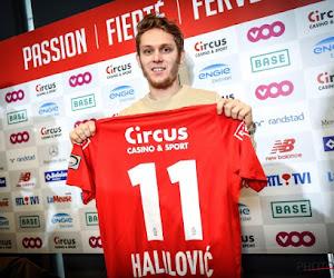 """Alen Halilovic is erg duidelijk: """"Standard heeft gelogen, AC Milan was heel ontgoocheld"""""""