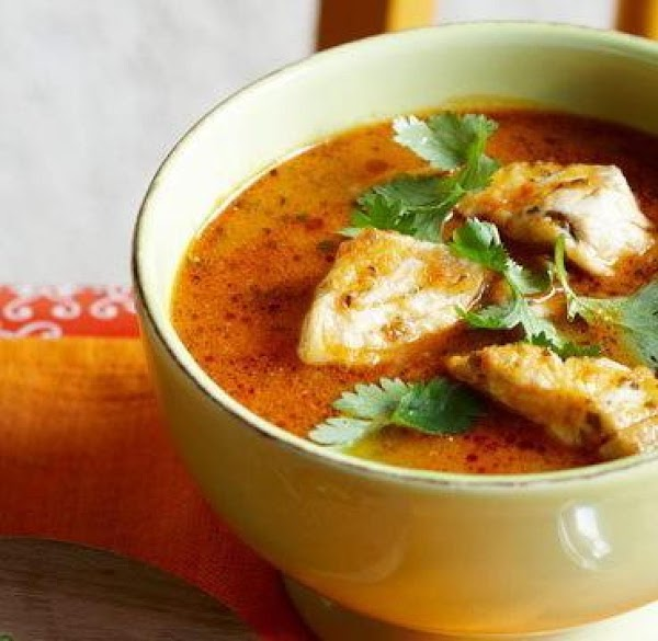 North African Fish Soup Recipe
