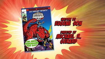 The Devil Dinosaur You Say!