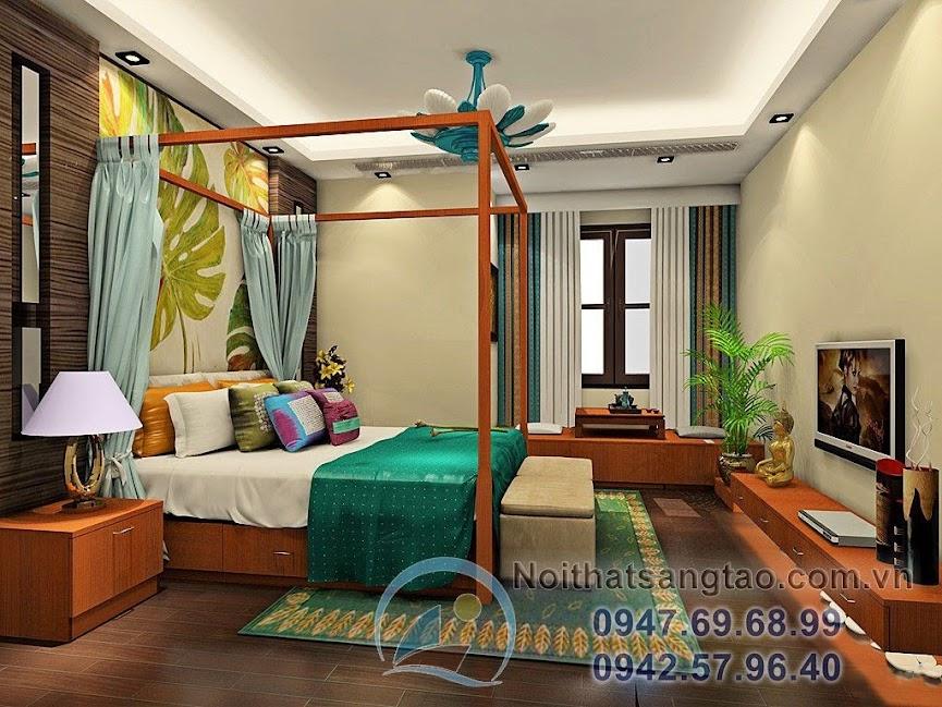 thiết kế nội thất chung cư Lương Yên