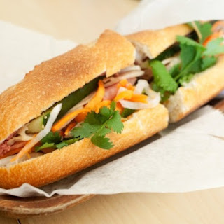 Serious Eats' Bacon Banh Mi.