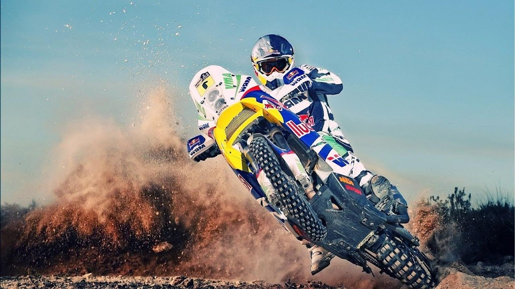 Descargar Dirt Bike Wallpaper Apk última Versión App Para