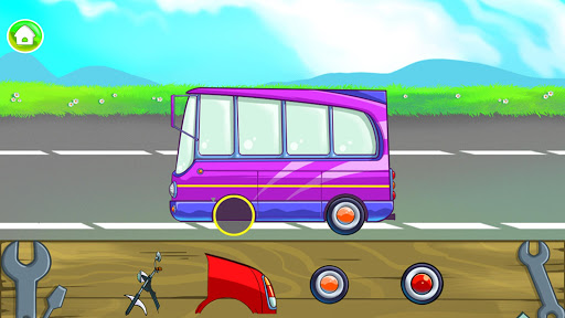 Learning Transport Vehicles for Kids and Toddlers 1.2.1 screenshots 10
