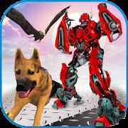Multi Robot Transforming Game: Robo Animal Cop Dog