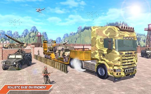 US Army Off-road Truck Driver 3D 1.1 screenshots 5