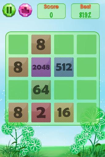 2048: Beautiful Theme