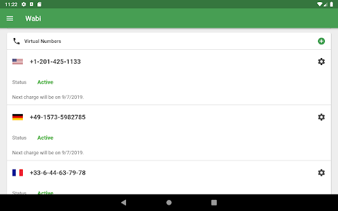 Wabi – Virtual Number for WhatsApp Business Download For Android and iPhone 9