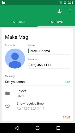 Fake Call  screenshots 4