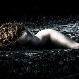 by Sverre Sebjørnsen - Nudes & Boudoir Artistic Nude ( ivoryflame, nude )