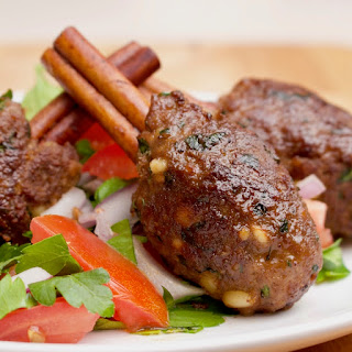 These Cinnabobs (Kebabs On Cinnamon Sticks) Are So Easy And Fancy.