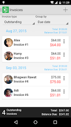 Invoice Maker APK screenshot thumbnail 3