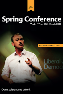Lib Dem Conf- screenshot thumbnail