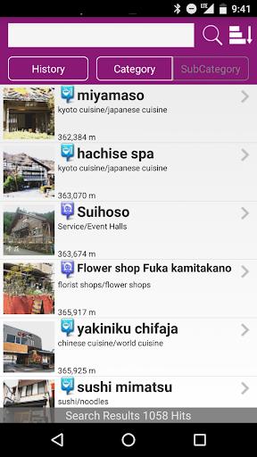 Kyoto Navi (Okini Kyoto) 6.00.07 Windows u7528 2