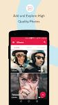 screenshot of SocialEngine Mobile App