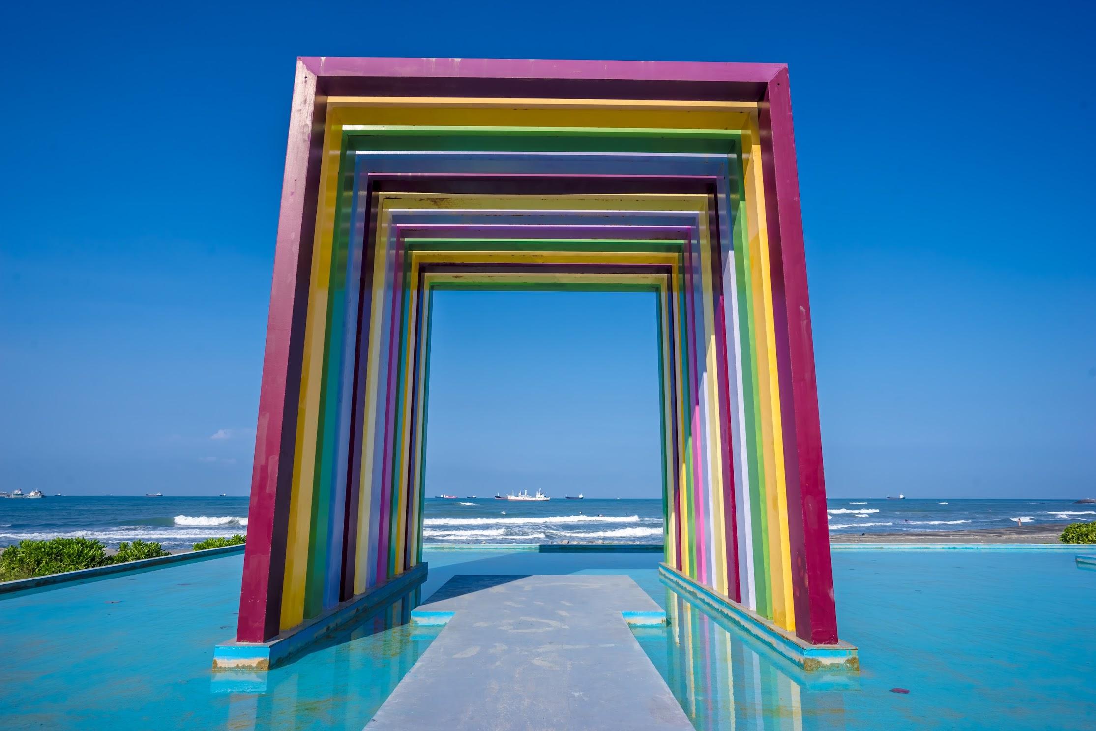 Kaohsiung Cijin Seashore Park1