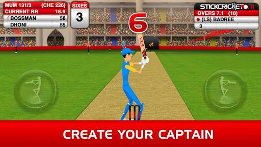 Stick Cricket Premier League screenshot 1