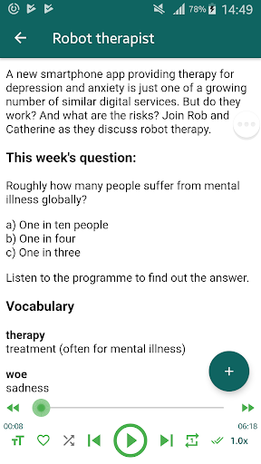 Learning English: BBC News 2018.03.25.2 screenshots 5
