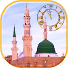 Madina Clock Wallpapers | Roza HD Backgrounds 4K icon