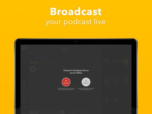 Spreaker Studio - Start your Podcast for Free 1.20.0 screenshots 9