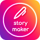Download Story Maker For Instagram 2020 – New Story Maker For PC Windows and Mac