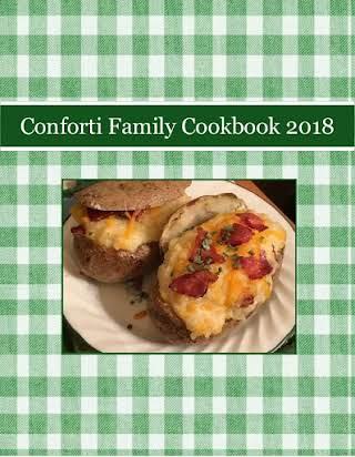 Conforti Family Cookbook 2018