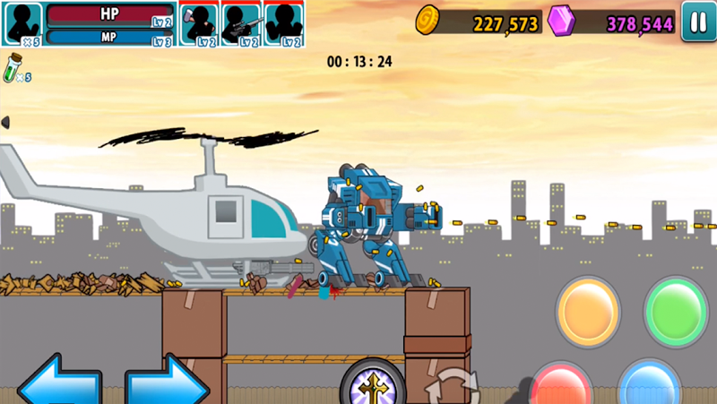 Anger of stick 5 : zombie Screenshot 3