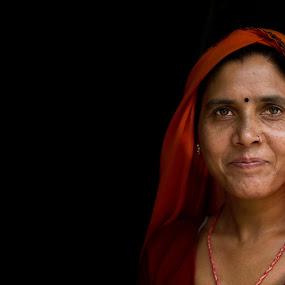 WOMAN  by Adityendra Solanki - Novices Only Street & Candid ( nikon d3100, india, nikon, street photography )