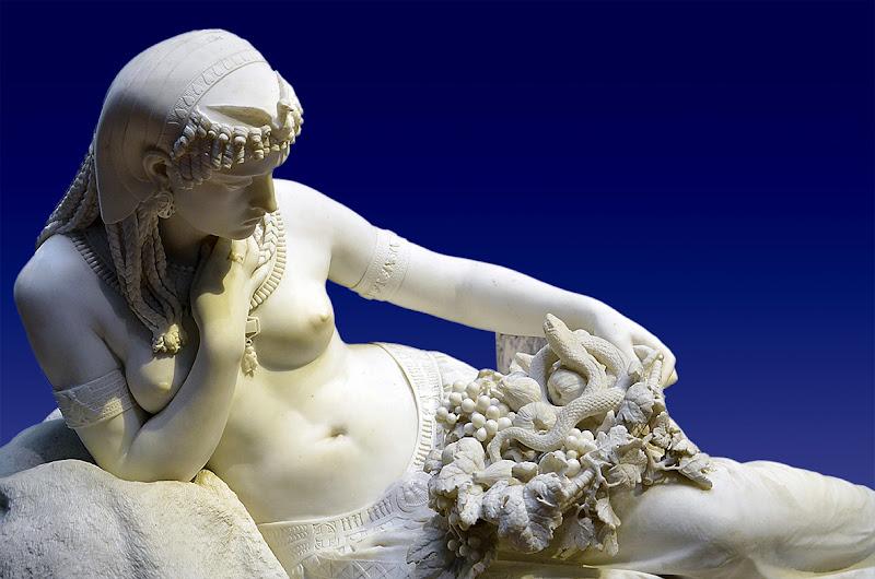 Cleopatra di Paolo De Chellis