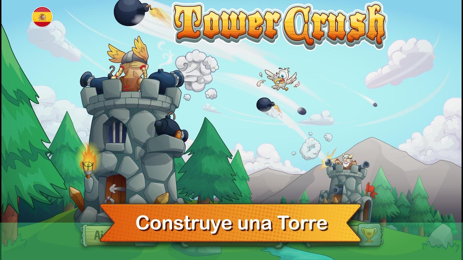 Tower Crush - Batallas & Armas APK