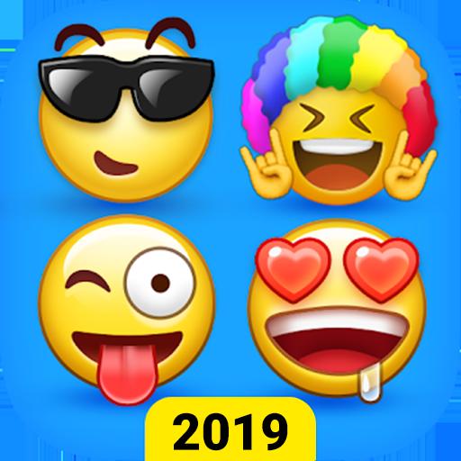 Emoji Keyboard - Cute Emoji,GIF, Sticker, Emoticon Icon