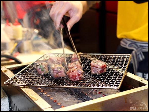 熊賀燒肉 やきにく~專營單點式黑毛和牛燒肉,也有雙人套餐&頂級和牛套餐,下班宵夜好去處!蘆洲深夜食堂