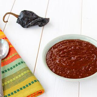 Enchilada Sauce de Ancho
