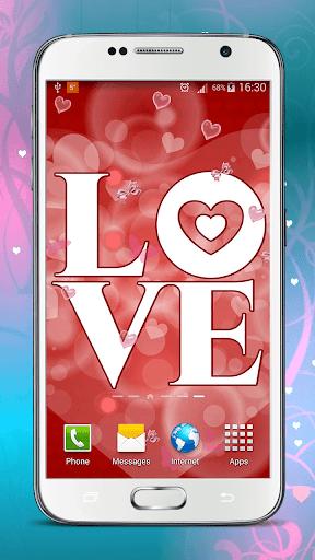 無料个人化Appのバレンタイン·デー ライブ壁紙|記事Game