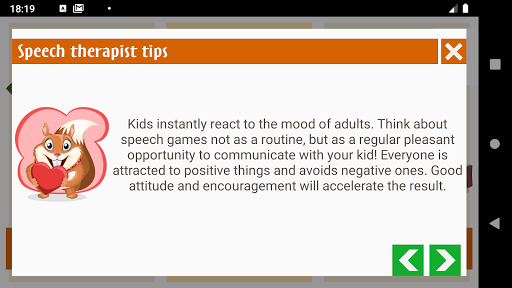 Speech therapy for kids and babies screenshots 3