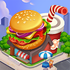 Fast Restaurant - Crazy Cooking Chef madness icon