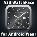 A33 WatchFace for Android Wear icon