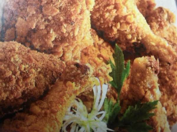 Omg-oven Fried Chicken Recipe