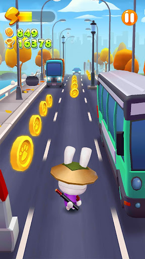 Run Talking Ninja Run! 1.9.1 screenshots 10