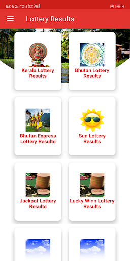 Lottery Results App Report on Mobile Action - App Store Optimization