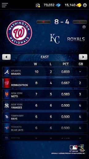 MLB Tap Sports Baseball 2020 screenshot 24
