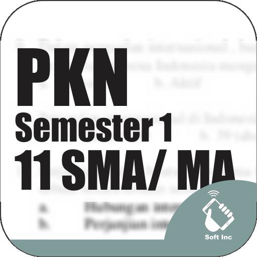 Kelas 11 SMA-SMK-MA Mapel PPKn Smt 1