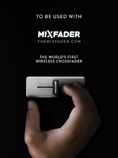 Mixfader dj - digital vinyl- screenshot thumbnail