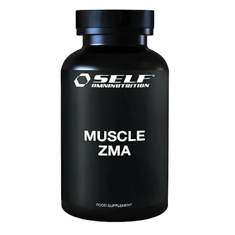 Self Muscle ZMA - 120 kapslar