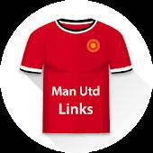 Links & News for Man Utd