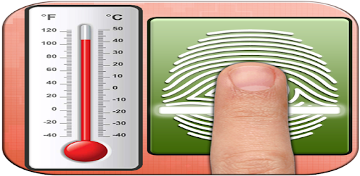 Body Doctor Temperature scan app (apk) free download for Android/PC/Windows screenshot
