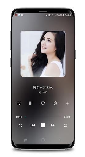 Music Player S10 S10+ Note 9 style EDGE 1.0628 screenshots 2