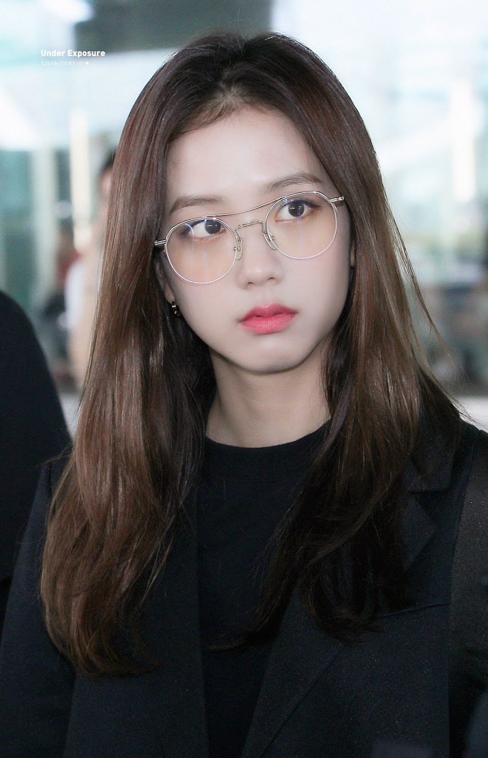 bp jisoo airport3