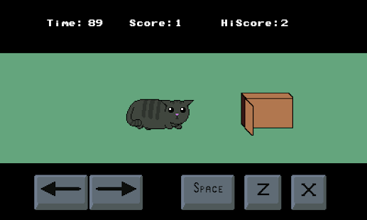 Cat in Box- screenshot thumbnail
